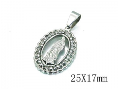 HY Wholesale 316L Stainless Steel Pendant-HY12P0628LD