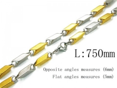 HY Wholesale Stainless Steel Chain-HY61N0572HOE