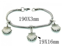 HY Wholesale 316L Stainless Steel Bracelets-HY39B0412NLX